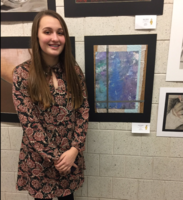 CCS Scholastic Art Show Awards!!