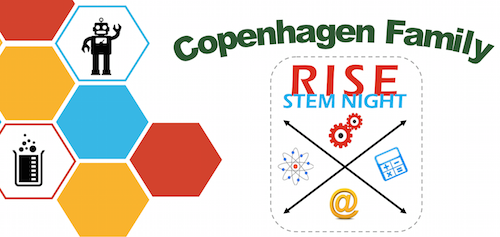 RISE Family STEM Night - THURSDAY!