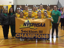 Section III Champs!!